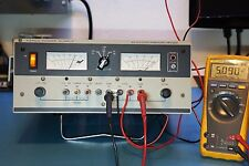 Kepco MPS 620M Variable Linear Power Supply 3 Output 0- 6V, 0- +/- 20V