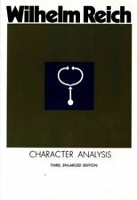 Character Analysis by Wilhelm Reich 9780374509804 (Paperback, 1980)
