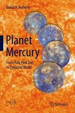 PLANET MERCURY - ROTHERY, DAVID A. - NEW HARDCOVER BOOK