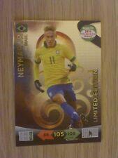 Neymar JR - Limited Edition - Road To Brazil World Cup 2014 - Adrenalyn XL