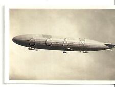 WWI Org German Real Photo- Cigarette Card- Zeppelin- Navy Airship LZ 30- 1916
