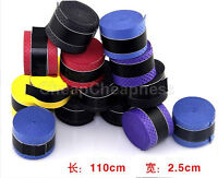 1pc Absorb stretchy Tennis Squash Racquet Band Grip Anti-slip Tape Overgrip w/