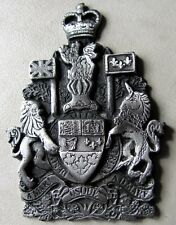 Canada Canadian Small size Coat of Arms For Plaques