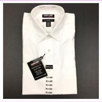 Kirkland Signature Tailored Fit Spread Collar  Dress Shirt