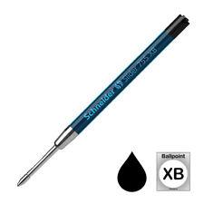 Schneider Slider 755 ViscoGlide Parker-style Ballpoint Refill, Black XB
