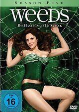 3 DVD-Box ° Weeds - kleine Deals unter Nachbarn ° Staffel 5 ° NEU & OVP