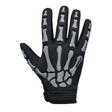 Exalt Paintball Death Grip Gloves - Full Finger - Grey - Medium