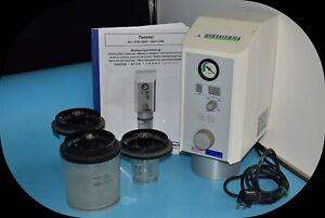 Renfert Twister 2003 Dental Laboratory Dentistry Vacuum Mixer Unit 120V