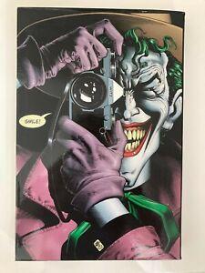 Absolute Batman : The Killing Joke Alan Moore and Brian Bolland Hardcover