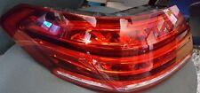 2014 - 2016 Mercedes-Benz E-Class Outer LED Tail Light OEM LH (Driver)