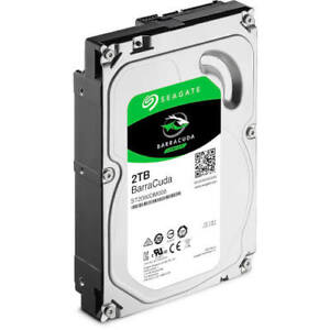 HDD Disco Duro Interno SEAGATE Barracuda 3.5'' 2TB 7200RPM 256MB SATA3