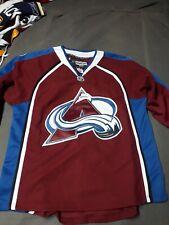 NHL Colorado Avalanche Jersey Matt Duchene Used Mens 50