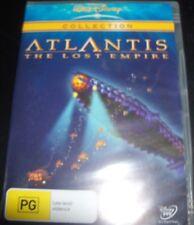 Atlantis The Lost Empire Walt Disney (Australia Region 4) DVD – New