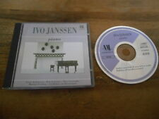 CD Klassik Ivo Janssen - Piano (10 Song) NM CLASSICS jc
