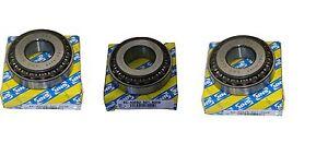 3 STK SNR (OEM)  Opel Vauxhall M32 6 Schaltgetriebekasten bearings