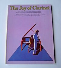 The Joy Of Clarinet Clarinette Partitions