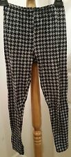 Active Basic Girls Black & Grey Leggings Pants Girls Size 12
