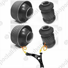 FRONT LOWER CONTROL ARM BUSHING KITS FOR TOYOTA CELICA 1995-1999  PAIR FAST SHIP