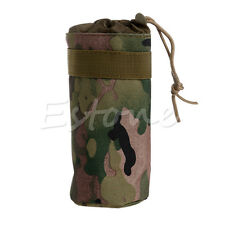 Father's Day GiftTactical Military Water Bottle Bag Kettle Pouch Holder Carrier