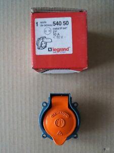 Socle de tableau métal 2P 10A <50V ~ IP447  - LEGRAND 54050 - MARTIN LUNEL