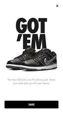 Nike Sb X Diamond Supply Co. Dunks (Size 10 Men)
