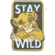 Schiena schiena PATCH RICAMATE n 50 Wild Star Biker Colour ricamate patch