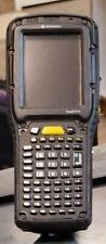 One unit Zebra Montorola 7545, Omni XT15, CE6, wifi, 1D  lorax scanner used good