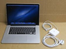 "Apple MacBook Pro 15"" i7-3820QM 2.7Ghz 16GB 256GB SSD A1398 MD831LL/A Osx 10.8.5"