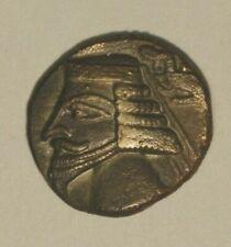 38-2 Bc Parthian Kingdom Silver Drachma Phraates Iv C008 * Free U.S Shipping *