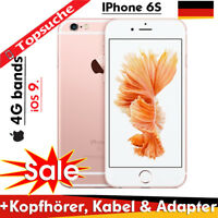 Apple IPhone 6S Factory Unlocked 4G LTE Smartphone 16GB phone ohne Vertrag