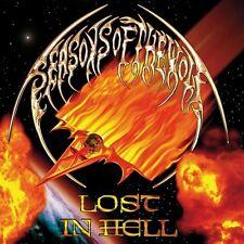 SEASONS OF THE WOLF - Lost In Hell - Digipak-CD - 162337