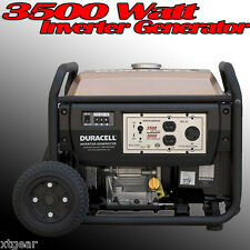 3000-3500W 6HP 182cc Gas Power RV Digital Inverter Generator Duracell DS30R1i