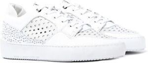 ANDROID HOMME OMEGA LOW PERFORATED SNEAKER - IT 42