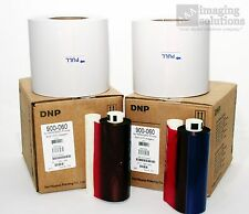 DNP 900-060 Media kits for Kodak 6800, 6850, 605 printers - 2 DNP kits included