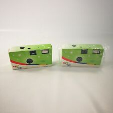 2 x New Disposable Film 35mm Camera Ebay Live