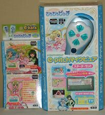 Pichi Pichi Pitch e-kara Microphone Starter set & Cartridge Mermaid Takara 2004