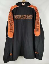 NICE! TONY STEWART HOME DEPOT NASCAR RACING Windbreaker Light Jacket 20 Size XXL