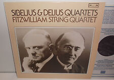 DSLO 47 Sibelius & Delius String Quartets Fitzwilliam String Quartet