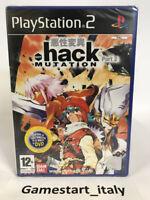 HACK MUTATION PART 2 - SONY PS2 PLAYSTATION 2 - NUOVO SIGILLATO - NEW PAL RARE