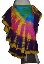 Indiantrend 25 yarda danza del vientre falda Canadá-FRJ Tie Dye