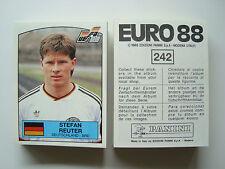 1988 Panini EURO 88 EM Uefa Euro Cup Football Cards Stickers CHOOSE LIST