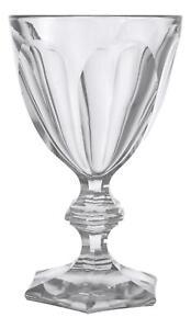 BACCARAT Crystal - Vintage HARCOURT Design - Water / Goblet Wine Glass / Glasses