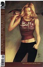 Btvs Buffy the Vampire Slayer #1 Season 8 Regular Cover
