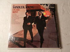 Sandler & Young – On The Move 1967 Capitol LP Mono T2686 Orig Shrink