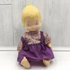 "Vintage 1977 Hallmark Betsey Clark 11"" Plastic Baby Doll"