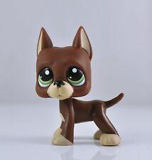 Littlest Pet Animal DANE Dog Child Girl Figure Littlest Toy Loose Cute  LPS965