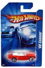 2007 Hot Wheels Kar Keepers '69 Camaro in orange rare
