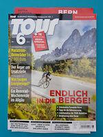 Tour Nr.6/2017 Europas Rennrad - Magazin Nr.1  ungelesen 1A  absolut TOP