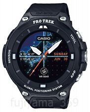 NEW CASIO PROTREK WSD-F20-BK Mobile Link Outdoor Watch Smartwatch GPS Express/S
