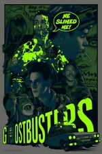 "032 Ghostbusters - Ghost Hunter Adventure Suspense Movie 14""x21"" Poster"